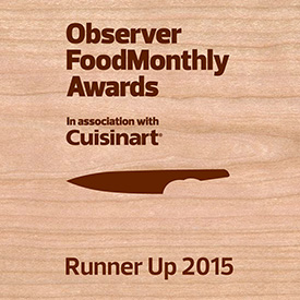 Observer Food Monthly Awards