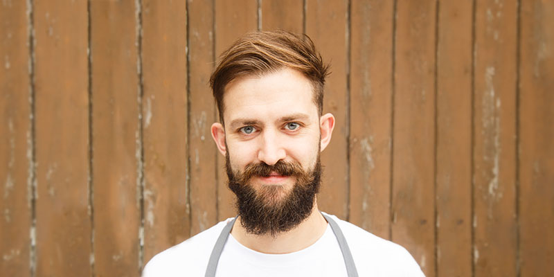 Brad Carter - Chef/Proprietor