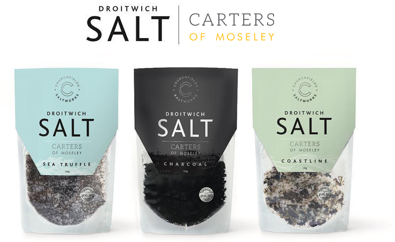 Salt by Brad Carter