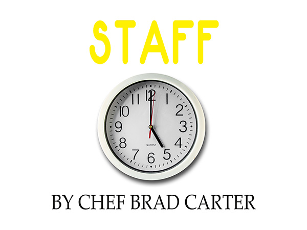 Staff by Brad Carter